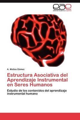 Estructura Asociativa del Aprendizaje Instrumental En Seres Humanos