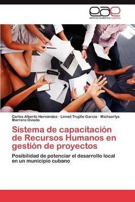 Sistema de Capacitacion de Recursos Humanos En Gestion de Proyectos