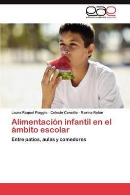Alimentacion Infantil En El Ambito Escolar