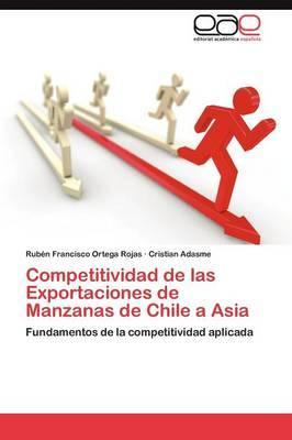 Competitividad de Las Exportaciones de Manzanas de Chile a Asia