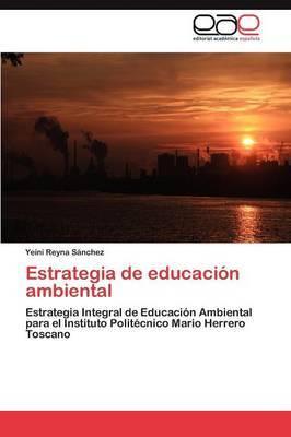 Estrategia de Educacion Ambiental