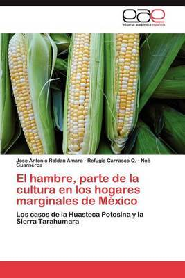 El Hambre, Parte de la Cultura En Los Hogares Marginales de Mexico
