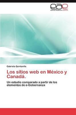 Los Sitios Web En Mexico y Canada.