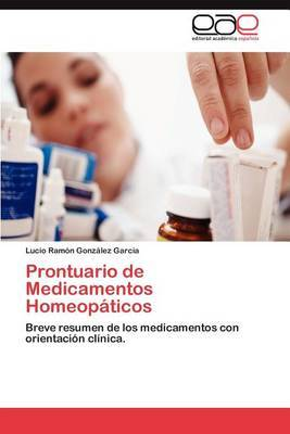 Prontuario de Medicamentos Homeopaticos