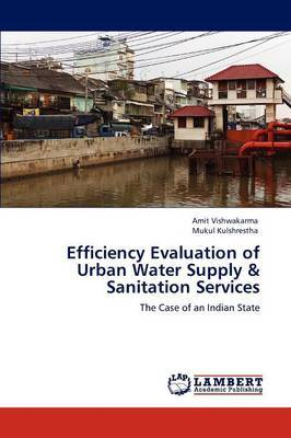 Efficiency Evaluation of Urban Water Supply & Sanitation Services