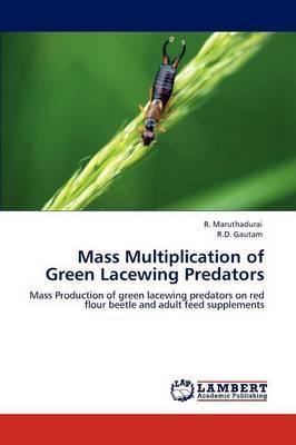 Mass Multiplication of Green Lacewing Predators
