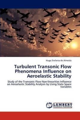 Turbulent Transonic Flow Phenomena Influence on Aeroelastic Stability