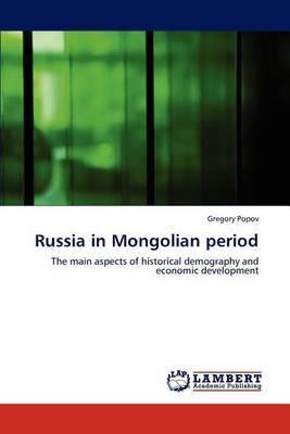 Russia in Mongolian Period
