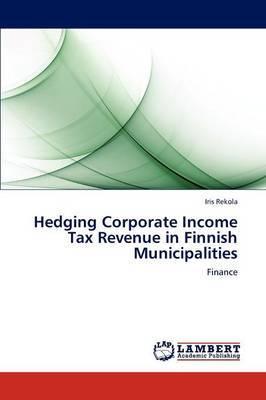 Hedging Corporate Income Tax Revenue in Finnish Municipalities