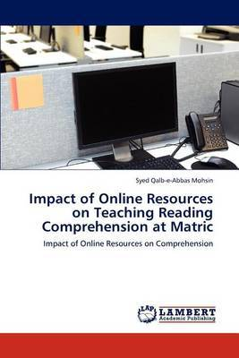 Impact of Online Resources on Teaching Reading Comprehension at Matric