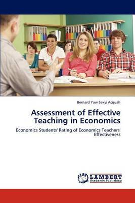 Assessment of Effective Teaching in Economics