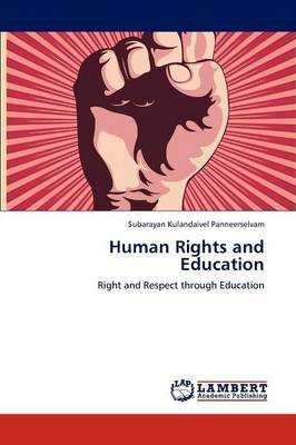 Human Rights and Education