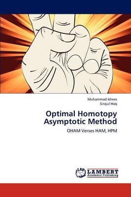 Optimal Homotopy Asymptotic Method
