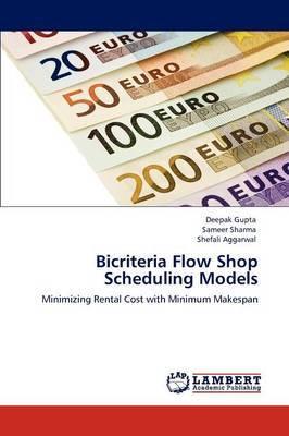 Bicriteria Flow Shop Scheduling Models