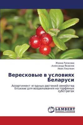 Vereskovye V Usloviyakh Belarusi