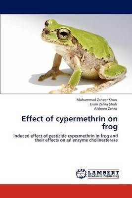 Effect of Cypermethrin on Frog