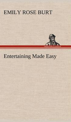 Entertaining Made Easy