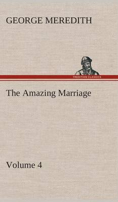 The Amazing Marriage - Volume 4