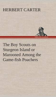 The Boy Scouts on Sturgeon Island or Marooned Among the Game-Fish Poachers