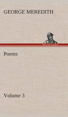 Poems - Volume 3