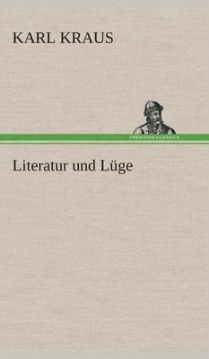 Literatur Und Luge