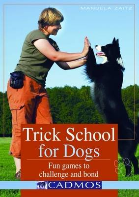 Trick School for Dogs: Fun Games to Challenge and Bond