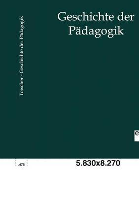 Geschichte Der P Dagogik