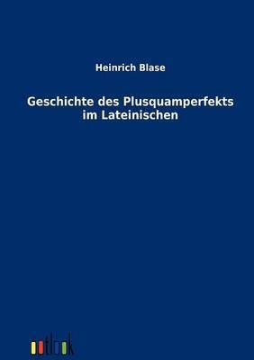 Geschichte Des Plusquamperfekts Im Lateinischen