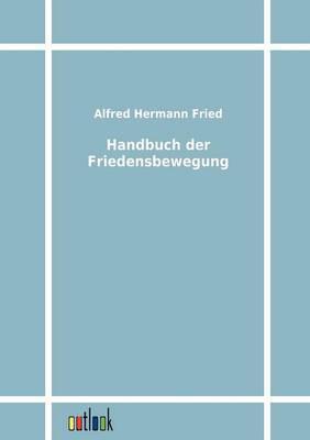 Handbuch Der Friedensbewegung