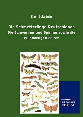 Die Schmetterlinge Deutschlands