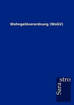 Wohngeldverordnung (Wogv)