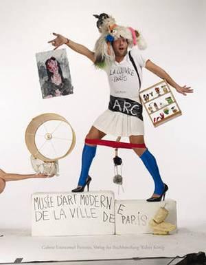 Gelitin: La Livre De Paris