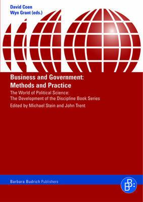 Business and Government: Methods and Practice