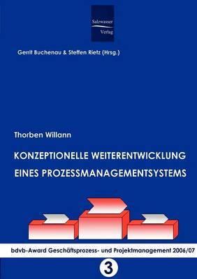 Konzeptionelle Weiterentwicklung Eines Prozessmanagementsystems