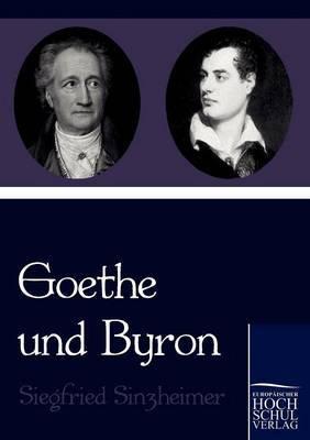 Goethe Und Byron