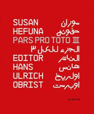 Susan Hefuna Pars Pro Toto Iii