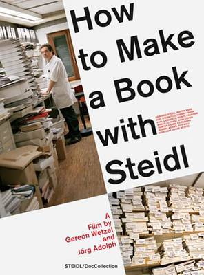 How to Make a Book with Steidl: DVD