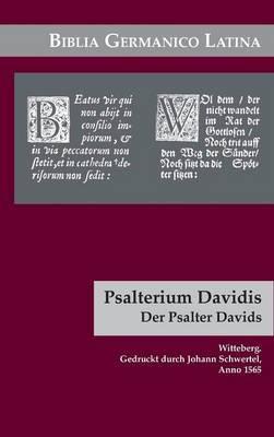 Psalterium Davidis. Der Psalter Davids