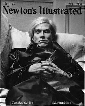 Helmut Newton: Complete Illustrated No. 1-No. 4: Complete Edition