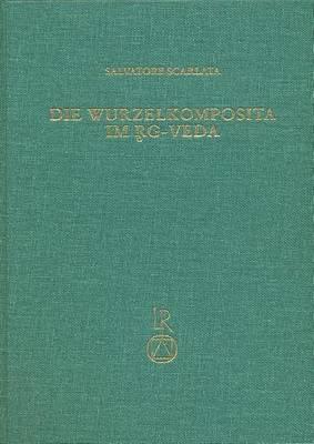 Die Wurzelkomposita Im RG-Veda