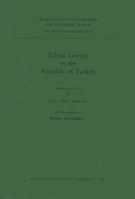 Ethnic Groups in the Republic of Turkey