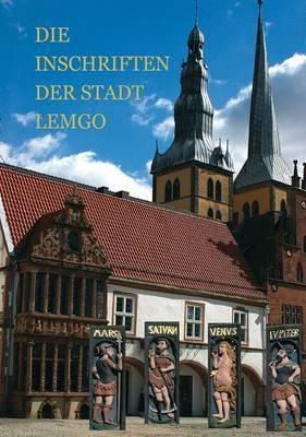 Die Inschriften Der Stadt Lemgo
