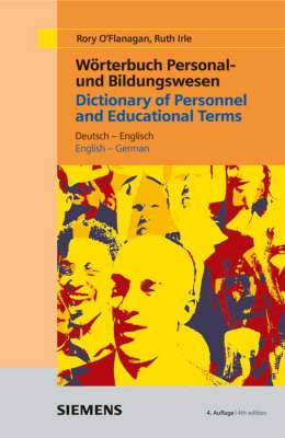 Dictionary of Personnel and Educational Terms: English-German/German-English