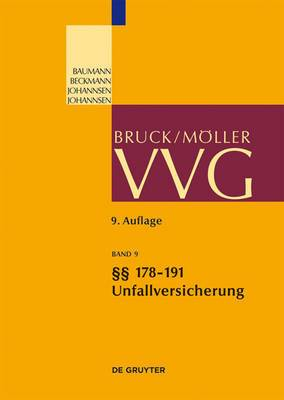 178-191; Allgemeine Unfallversicherungsbedingungen 2008