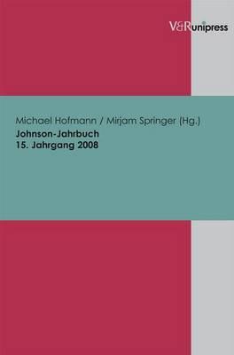 Johnson-Jahrbuch Bd. 15 / 2008