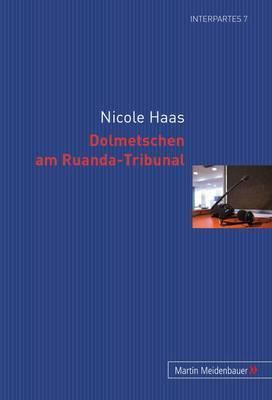 Dolmetschen Am Ruanda-Tribunal