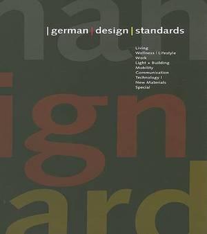 German Design Standards: v.2