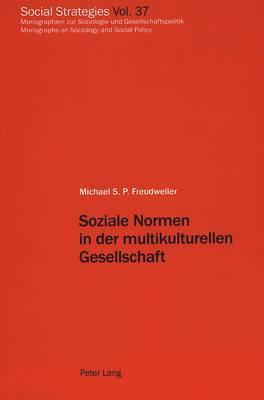 Soziale Normen in Der Multikulturellen Gesellschaft