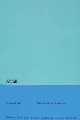 Abfall