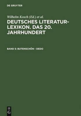 Butensch n - Dedo